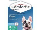 Comfortis for Dogs 20 40 Lbs Comfortis Zielony Dla Psa W 9 1 18kg 20 40lbs I Kota W 5 5 11 2 Kg