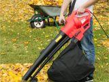 Commercial Leaf Vacuum Mulcher Costway 3 In 1 Electric Garden Grass Leaf Blower 2500w 230v Vacuum