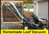 Commercial Leaf Vacuum Mulcher How to Build A Homemade Leaf Vacuum for 50 Diy Youtube