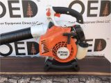 Commercial Leaf Vacuum Mulcher Stihl Bg 85 Handheld Leaf Blower Bg85 Ebay