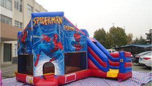 Commercial Moonwalks for Sale Used Commercial Bounce Houses for Sale Spiderman Bounce