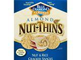 Cookie Bouquet Delivery College Station Nut Thins Crackers original Almond 4 25 Oz Box Walmart Com