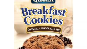 Cookie Bouquet Delivery College Station Quaker Breakfast Cookies Oatmeal Chocolate Chip 6 Ct Walmart Com