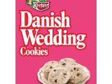 Cookie Delivery Bryan College Station Keebler Danish Wedding Cookies 12 Oz Walmart Com