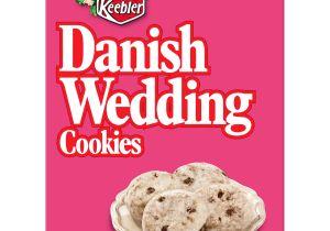 Cookie Delivery Bryan College Station Keebler Danish Wedding Cookies 12 Oz Walmart Com