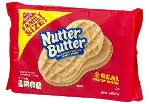 Cookie Delivery Bryan College Station Nutter butter Cookies Family Size 16 Oz Walmart Com