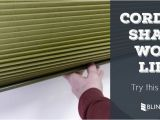 Cordless Cellular Shade Won T Go Up Customer Service Faq My Cordless Cellular Shades aren 39 T