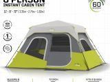 Core 6 Person Instant Cabin Tent Reviews Core 6 Person Instant Cabin Tent 11 39 X 9 39 Campings