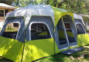 Core 6 Person Instant Cabin Tent Reviews Core Equipment 12 Person Instant Tent Review Youtube
