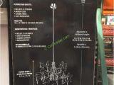 Cosmos 27 Led Chandelier by Artika Costco 862694 Cosmos Led Chandelier by Artika Size