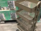 Costco 4 Tier Rolling Cart 4 Tier Rolling Cart Costco 29 99 Craft organization