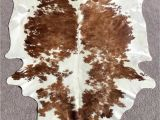 Cowhide Rugs for Sale Near Me B4901 Brown White Cowhide Rug In 2018 W Residence Pinterest