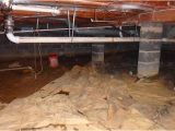 Crawl Space Encapsulation Charleston Sc Basement Systems Of West Virginia before after Photo Set
