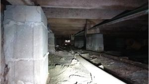 Crawl Space Encapsulation Charleston Sc Foundation Repair Crawl Space Repair Basement