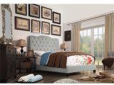 Crawley Upholstered Platform Bed Instructions Alton Furniture andrea Upholstered Panel Bed Platform Bed Multiple