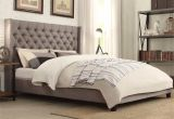 Crawley Upholstered Platform Bed Instructions Three Posts Borchers Upholstered Platform Bed Reviews Wayfair