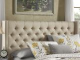 Crawley Upholstered Platform Bed Instructions Three Posts Crawley Upholstered Wingback Headboard Reviews Wayfair