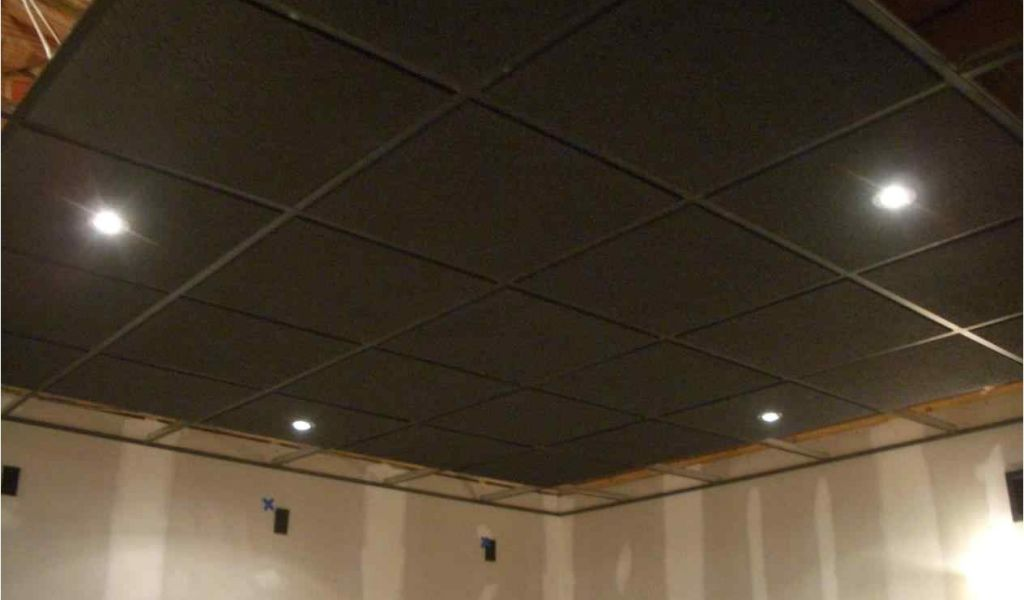 Creative Suspended Ceiling Ideas Suspended Types Of Tiles X U