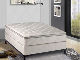 Crib Mattress Spring Frame Replacement Amazon Com Continental Sleep 10 Inch Medium Mattress Queen Size