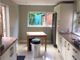 Cromarty Farrow and Ball Bathroom Kitchen Wall Colour In Daylight Farrow and Ball Cromarty with