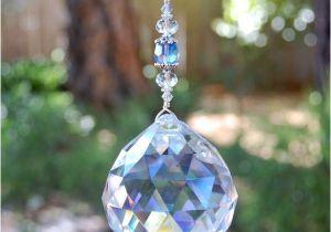 Crystal Suncatchers for Windows Large Crystal Prism Suncatcher Window Decoration Sun