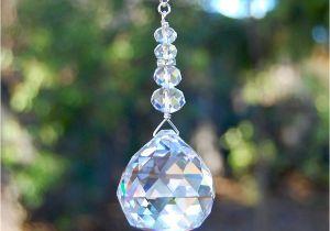 Crystal Suncatchers for Windows Window Crystal Suncatcher Jg Beads