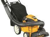Cub Cadet Chipper Shredder Vacuum Csv 050 Cub Cadet 1 5 In 159cc Gas Chipper Shredder Vacuum Csv 050 the