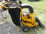 Cub Cadet Chipper Shredder Vacuum Csv 050 Cub Cadet Csv240 Leaf Vacuum Item Da9105 sold May 10 Ve