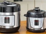 Cuisinart Pressure Cooker Vs Instant Pot Fagor Premium Electric Pressure Cooker Vs Power Pressure