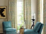 Curtain Length Rule Of Thumb Calico Window Treatment Scale and Proportion