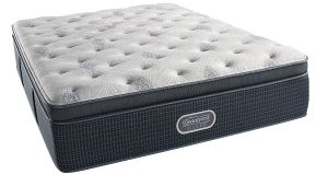 Cushion Firm Vs Luxury Firm Beautyrest Silver Luxury Firm Pillowtop 900 Queen Innerspring Mattress