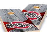 Custom Corn toss Decals Ohio State Corn Hole Corn Hole Decals Ohio State Sticker