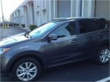 Custom Window Tinting Pompano Beach Fl A 2014 toyota Rav 4 Tinted with 20 for Uv Protection and