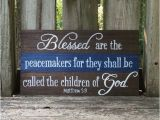 Custom Wood Bible Verse Signs Custom Handpainted Law Enforcement Thin Blue Line Bible