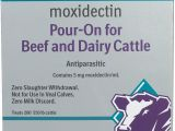 Cydectin Dosage for Goats Cydectin Pour On