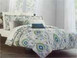 Cynthia Rowley Bedding Collection Cynthia Rowley Paisley 6 Piece Queen Comforter Set New