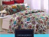 Cynthia Rowley Bedding Collection Cynthia Rowley Queen Comforter Set Ebay