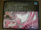 Cynthia Rowley Bedding Tj Maxx the Gilded Lilypad Let Your Bed Inspire Your Room