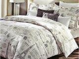 Cynthia Rowley Paris Bedding Set Black and White Comforters Sets Webnuggetz Com