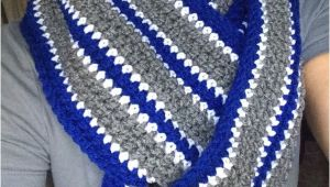 Dallas Cowboys Colors Yarn Dallas Cowboys Inspired Infinity Scarf Extra Wide Football