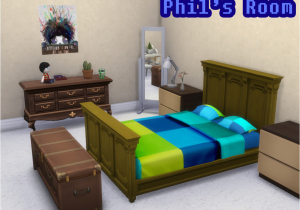 Dan and Phil Bedding Uk Phil lester S Bed the Sims 4 Sims 4 Cc Sims 4 Sims Sims Cc