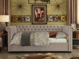 Daybed that Turns Into Queen Rosdorf Park Dolson Twin Size Tufted Daybed Reviews Wayfair