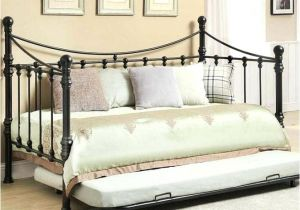 Daybed with Trundle Big Lots Quinn Metal Twin Daybed with Trundle Image Of Modern