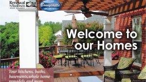 Deck Builders Louisville Ky 2015 tour Of Remodeled Homes Book by Building Industry association