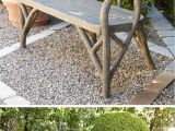 Decomposed Granite with Resin Handcrafted Outdoor Bench Made Of Crushed Stone Polyester Resin
