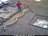 Decomposed Granite with Resin Laying Reclaimed Granite Setts for Driveway and Courtyard to French