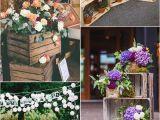 Decoracion De Bodas Sencillas Y Economicas En Casa 2019 Wedding Trends 36 Perfect Rustic Wood themed Wedding Ideas