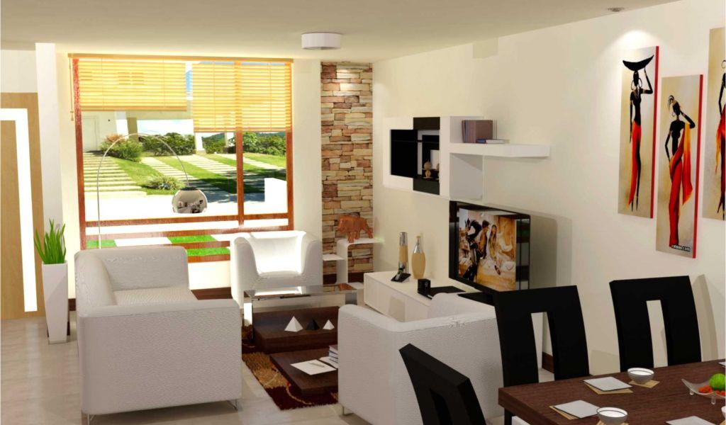 Decoracion De Comedores En Apartamentos Pequeños Ideas Para Mini ...
