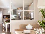 Decoracion De Salas Comedor Y Cocina Juntos Dormitorio Con Ca Moda Recuperada A Los Pies De La Cama Elmueble