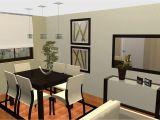 Decoraciones De Salas Y Comedores Juntos Pequeños Decoracion De Interiores Pequeos Decorar Salones Pequenos Homedecor